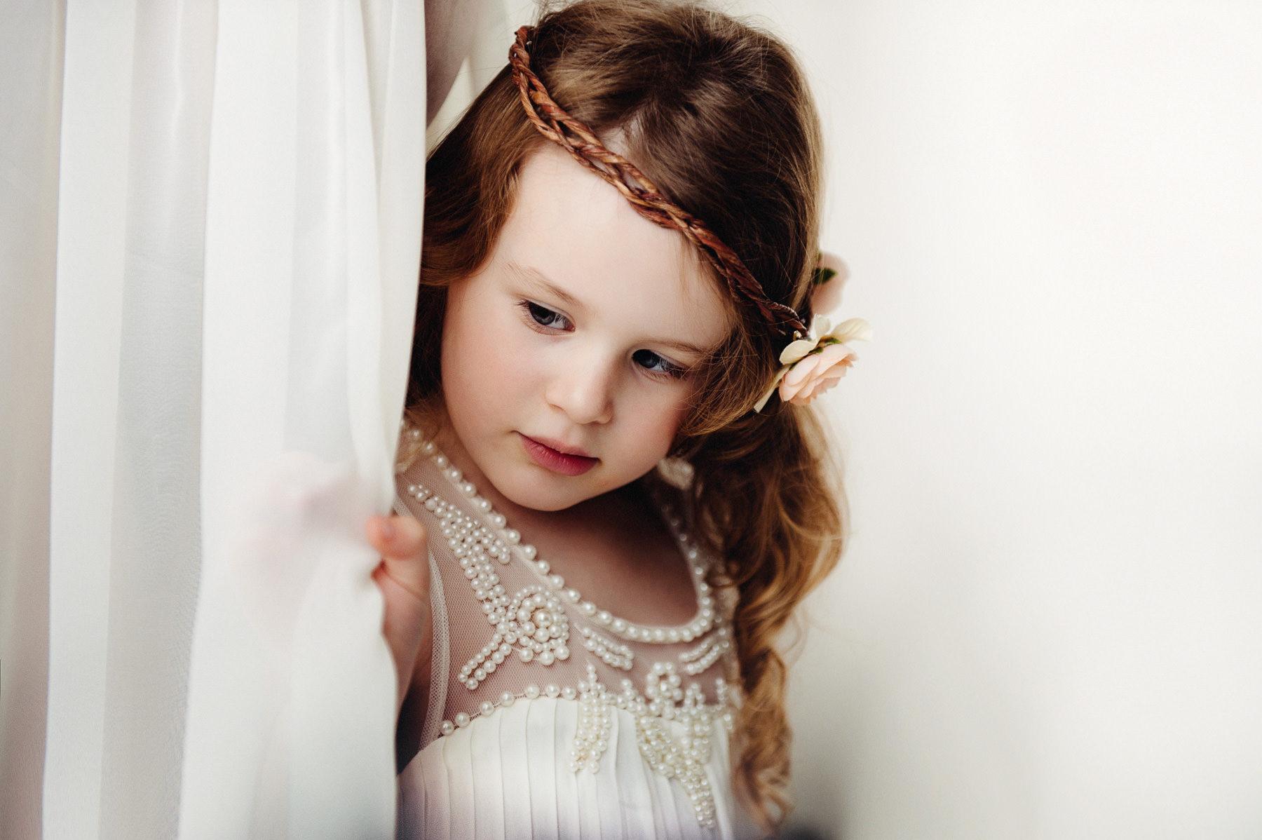vintage toddler photo